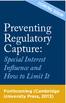 Preventing Regulatory Capture